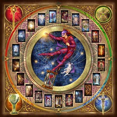 Tarot de Clara Mesías, vidente de nacimiento